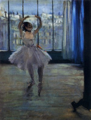 Edgar Degas - Dancer At The Photographer's Studio
