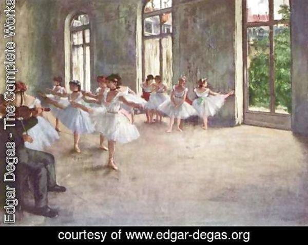 c1aec6ef7ed1 Edgar Degas - The Complete Works - edgar-degas.org