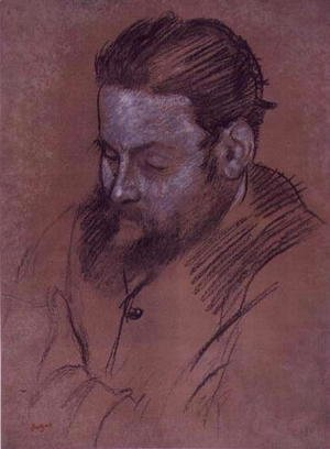 Portrait of Diego Martelli, 1879 2