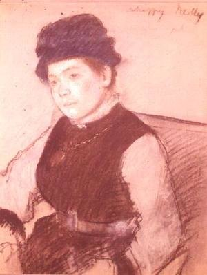 Edgar Degas - Unhappy Nelly