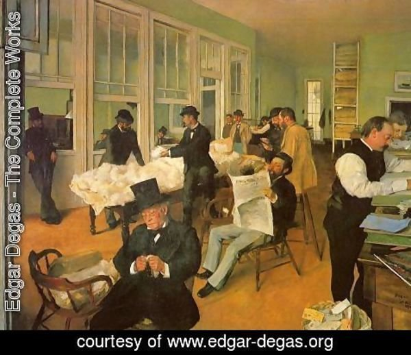 Life and Works Degas