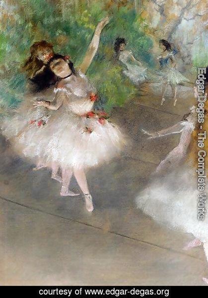Edgar Degas The Complete Works Dancers edgar