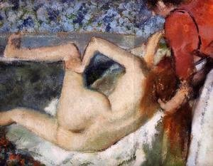 Edgar Degas - The Bath II