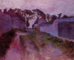 Edgar Degas - At Saint-Valery-sur-Somme