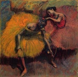The Tub | Edgar Degas