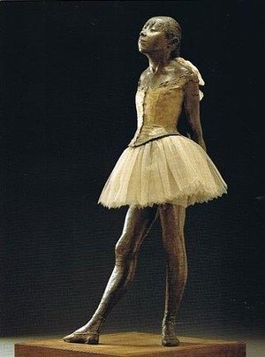 Edgar Degas - Little Dancer of Fourteen Years