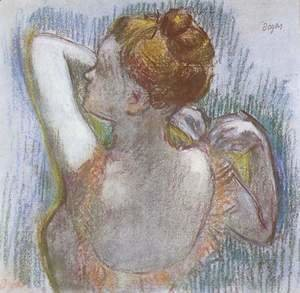 Edgar Degas - Dancer 4