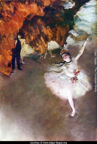 Edgar Degas The Complete Works The Primaballerina