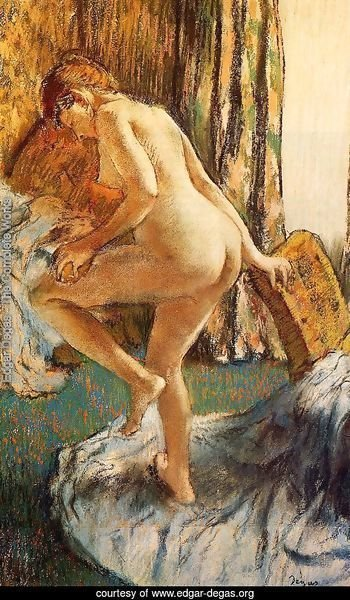 After the Bath 1883