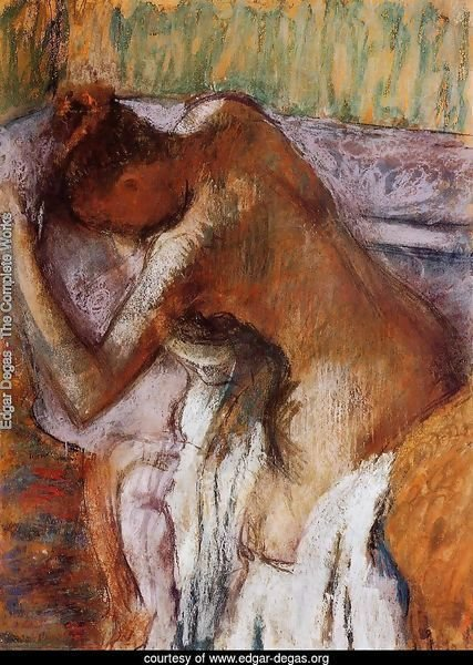 After the Bath 1900-1910