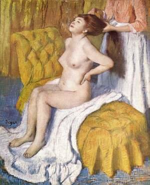 Edgar Degas - Body care