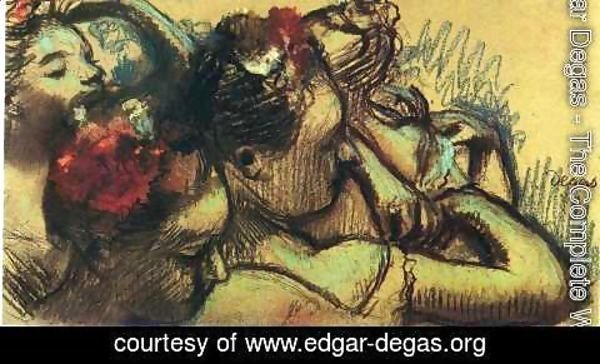 Edgar Degas - Unknown 3