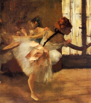 Repetition of the Dance (detail)
