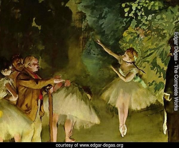 the life and works of edgar degas Sotheby's presents works of art by edgar degas browse artwork and art for sale  by edgar degas and discover content, biographical information and recently.